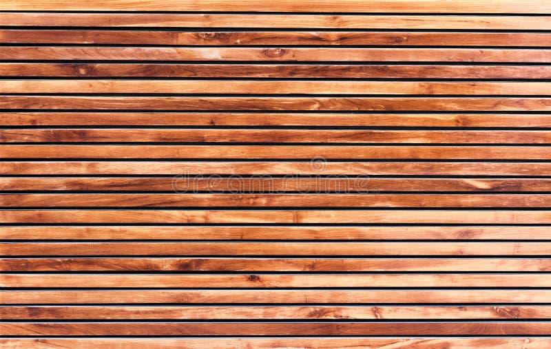Textura rayada de madera del vintage fotos de archivo