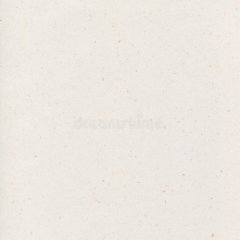 Textura reciclada decorativa natural do papel de letra da arte, fundo vazio manchado textured áspero claro do espaço da cópia no  imagens de stock royalty free