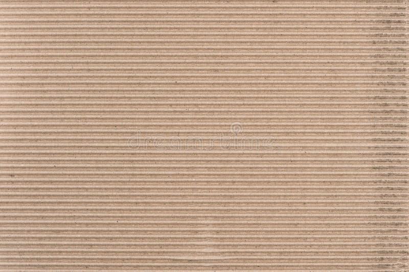 Textura reciclada do cartão Papel de envolvimento imagem de stock