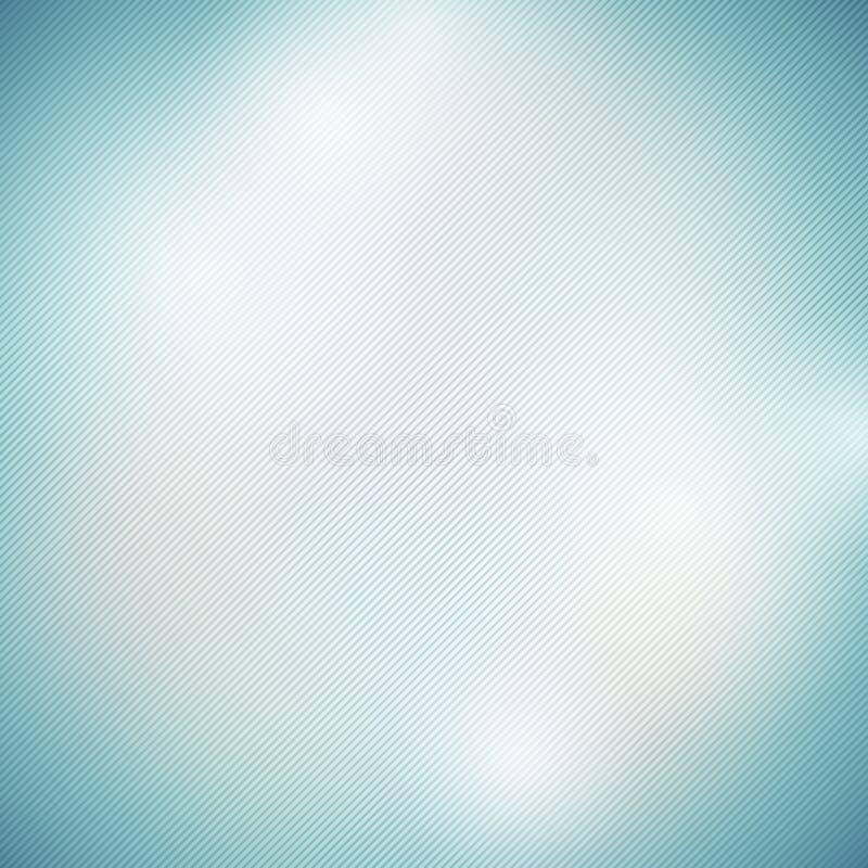 Textura recta de las rayas de la repetición diagonal, en colores pastel stock de ilustración