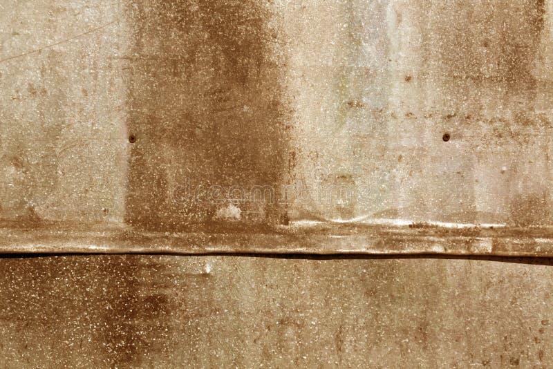 Textura resistida cinza da folha de metal fotografia de stock royalty free