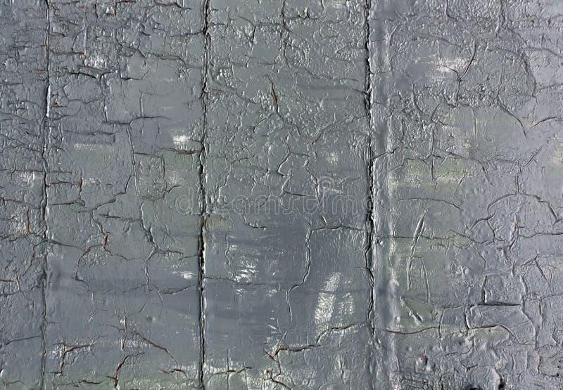 Textura resistida cinza da parede do metal fotografia de stock royalty free