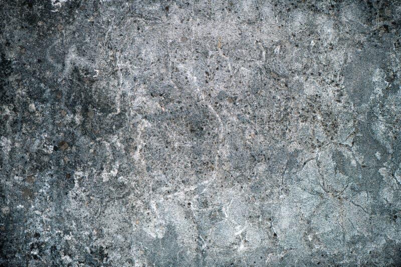 Textura resistida velha da superfície da parede do emplastro foto de stock