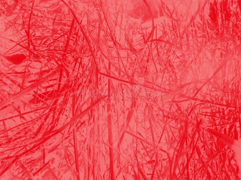 Textura roja abstracta fotos de archivo