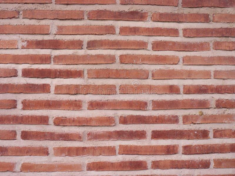 Textura roja de la pared de ladrillo para sus fotografías, ladrillos rojos foto de archivo