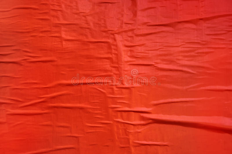 Textura roja impresa del papel de cartel imagen de archivo