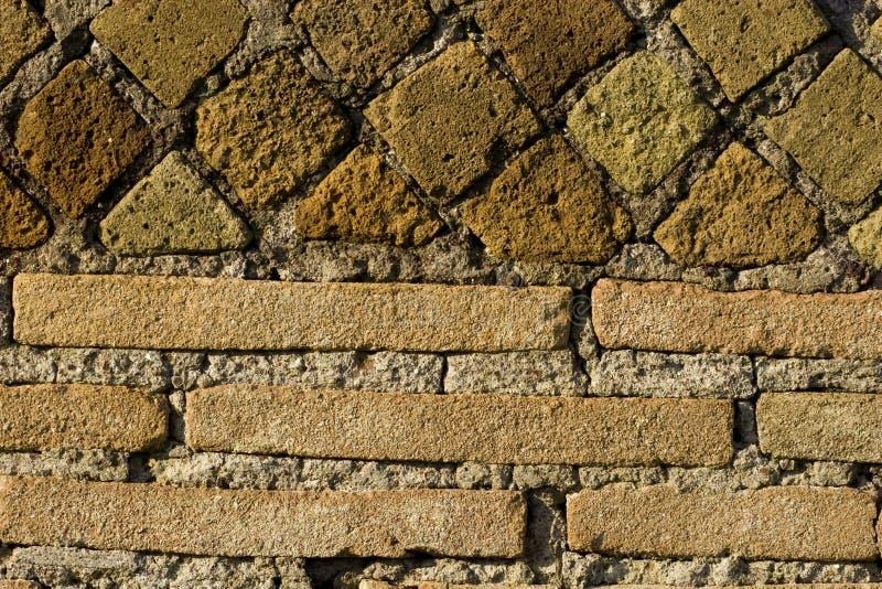 Textura romana da parede fotos de stock royalty free
