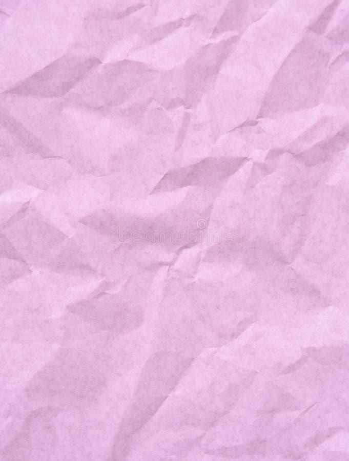 Textura rosada del papel seda fotos de archivo libres de regalías