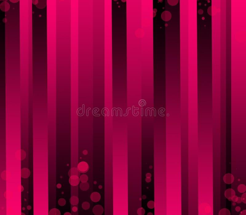 Textura rosada oscura stock de ilustración