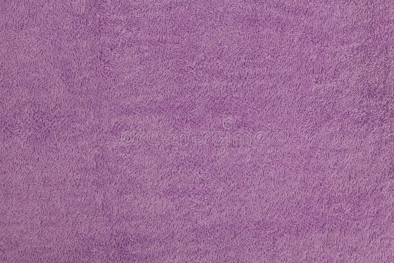 Textura roxa de toalha imagens de stock royalty free