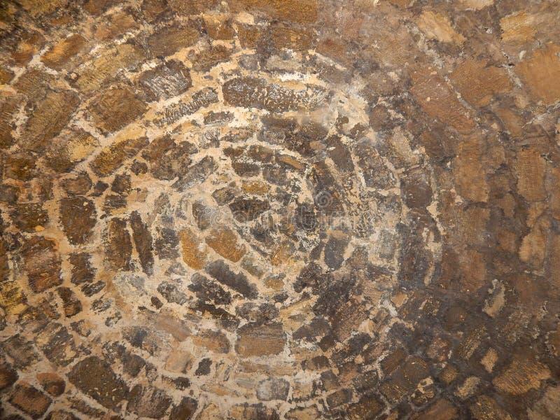Textura Sandstone O arenito em forma natural cria uma textura e um fundo únicos fotos de stock