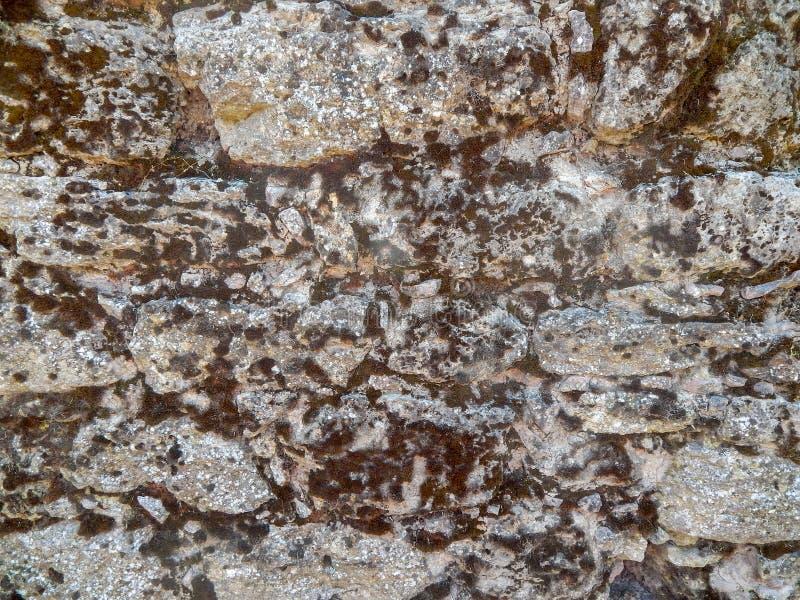 Textura Sandstone O arenito em forma natural cria uma textura e um fundo únicos fotografia de stock royalty free