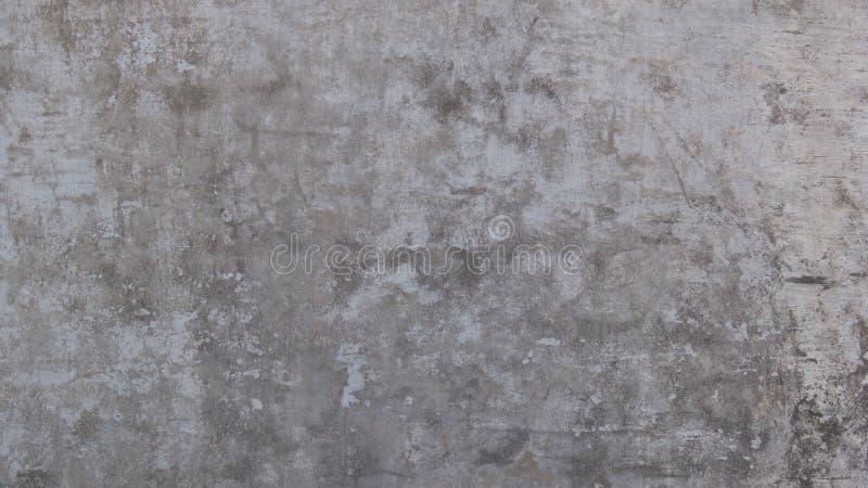 Textura Scarred do papel de parede do fundo do concreto do cimento fotos de stock