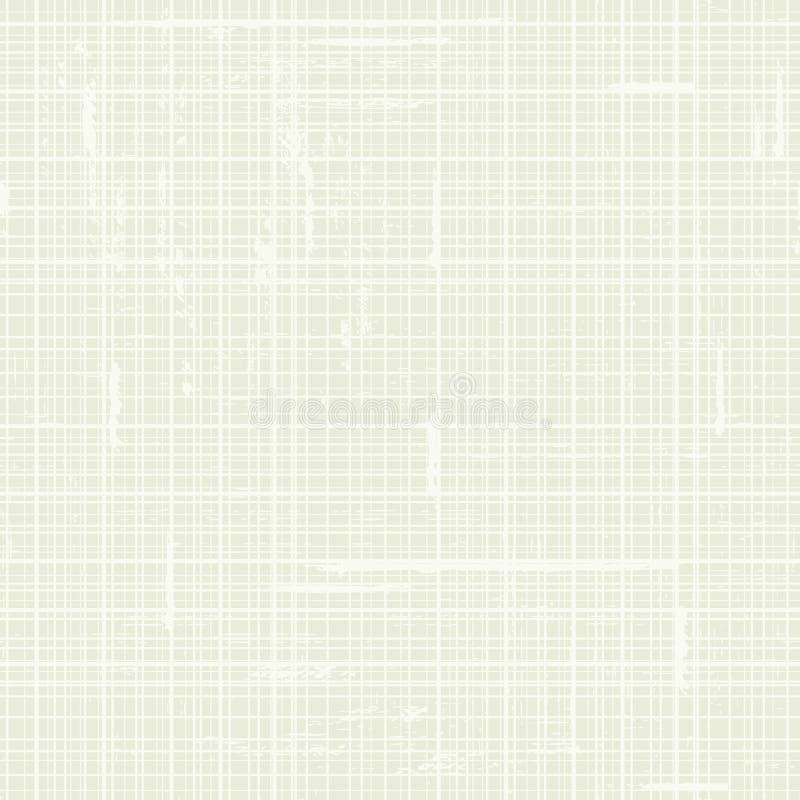 Textura sem emenda da lona ilustração royalty free