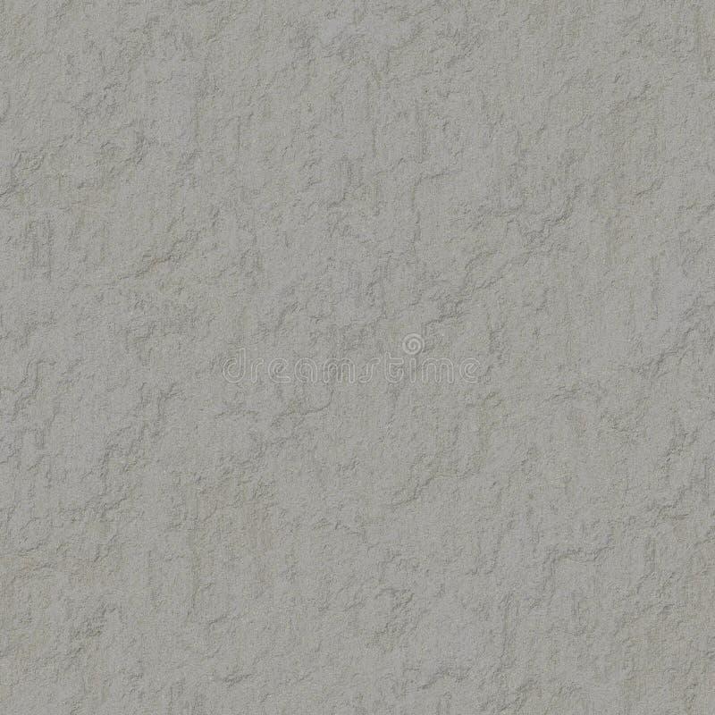 Textura sem emenda da rocha cinzenta ilustração do vetor
