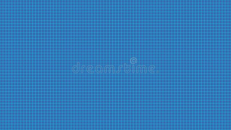 Textura sem emenda de superfície do teste padrão retangular azul da parede das telhas Close-up do fundo da decoração do design de ilustração do vetor