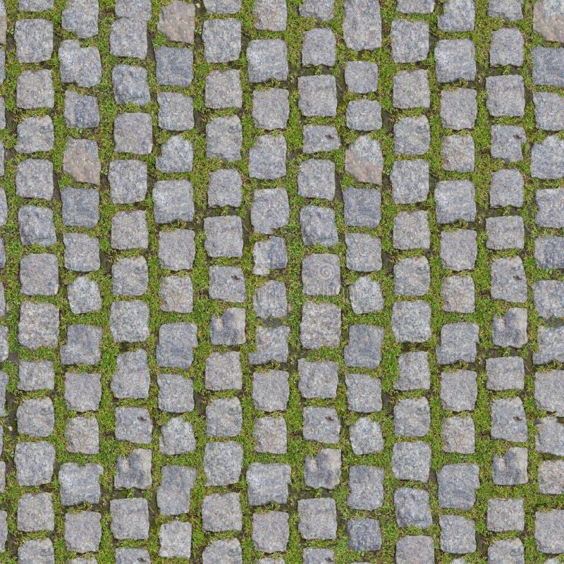 Textura sem emenda de Tileable do bloco de pedra. fotos de stock