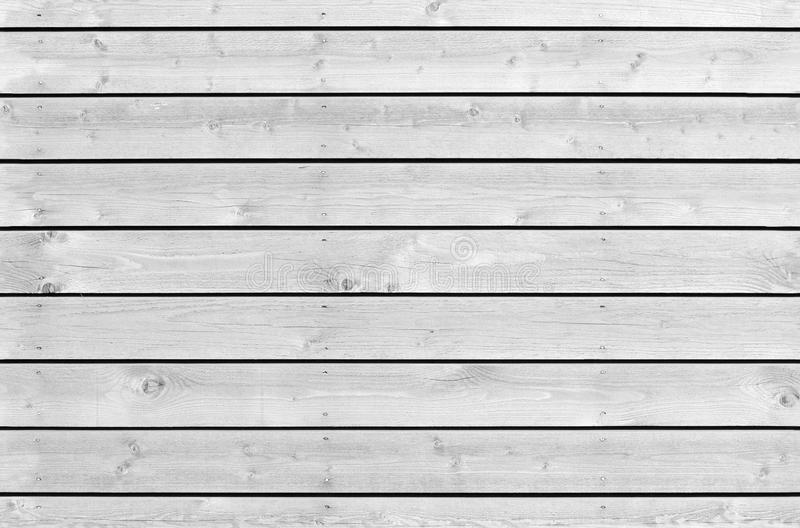 Textura sem emenda do fundo da parede de madeira nova branca imagens de stock