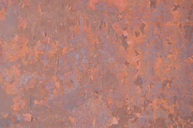 Textura sem emenda do metal da oxidação imagens de stock