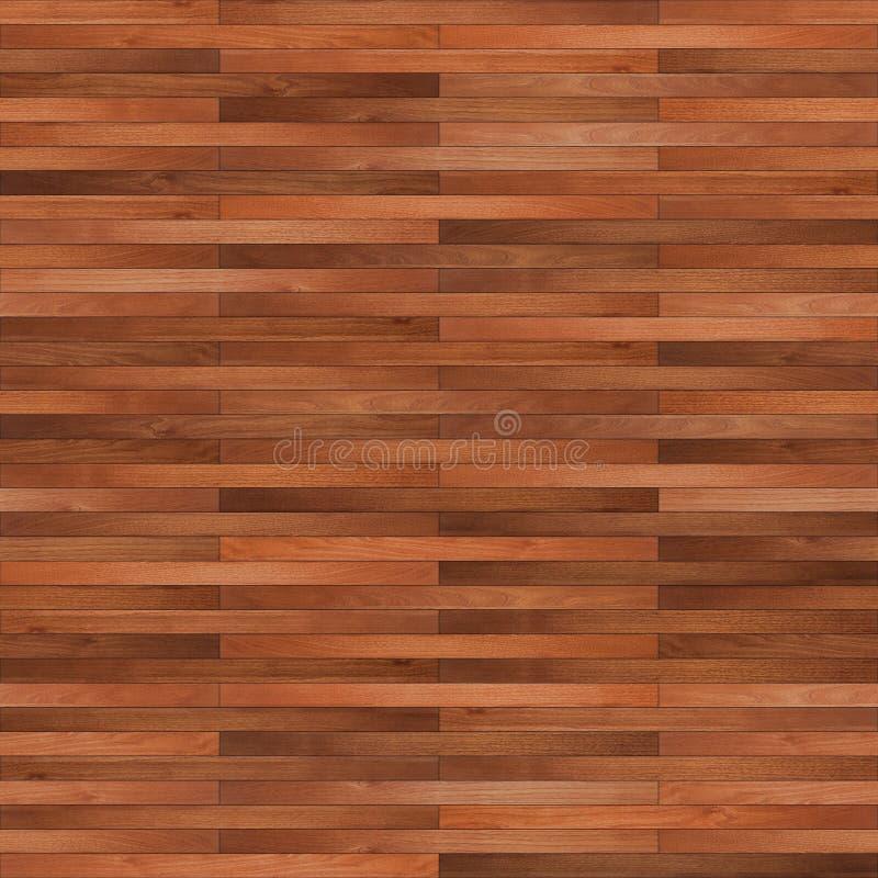 Textura sem emenda do tapume de madeira - alinhada imagem de stock royalty free
