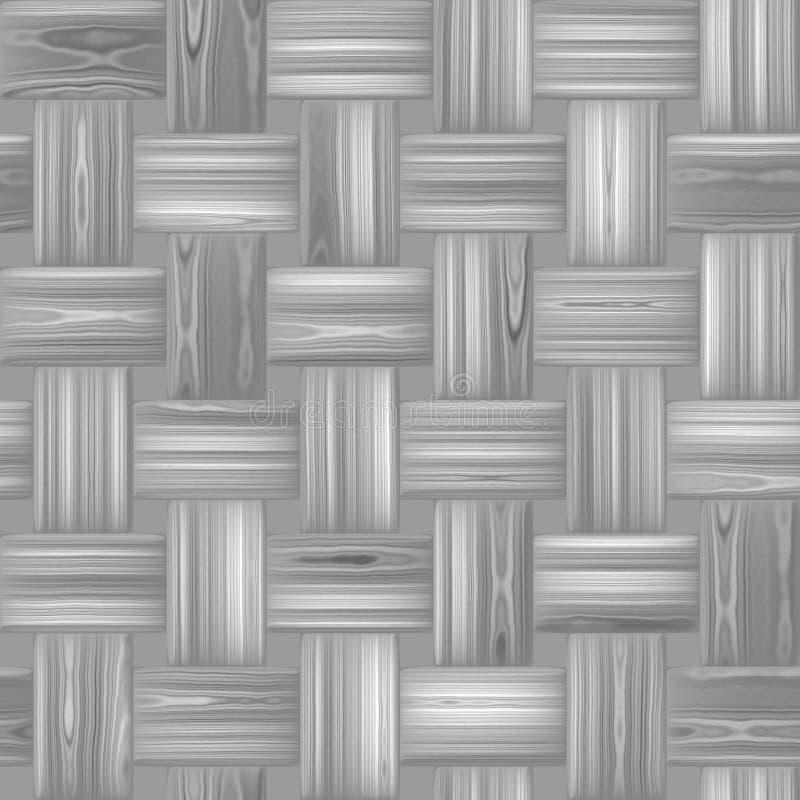 Textura sem emenda gerada da tela Detalhe de cor cinzenta Fundo foto de stock