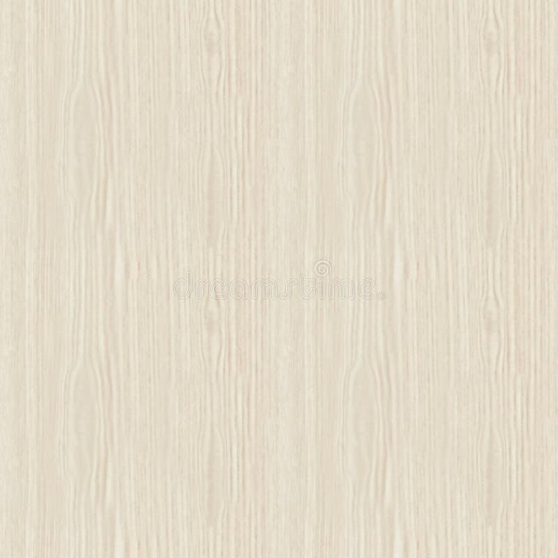 Textura sem emenda Teste padrão descorado branco da madeira de pinho do carvalho imagens de stock