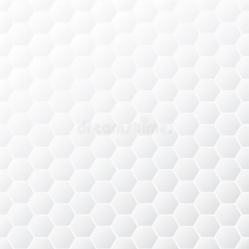 Textura suave blanca stock de ilustración