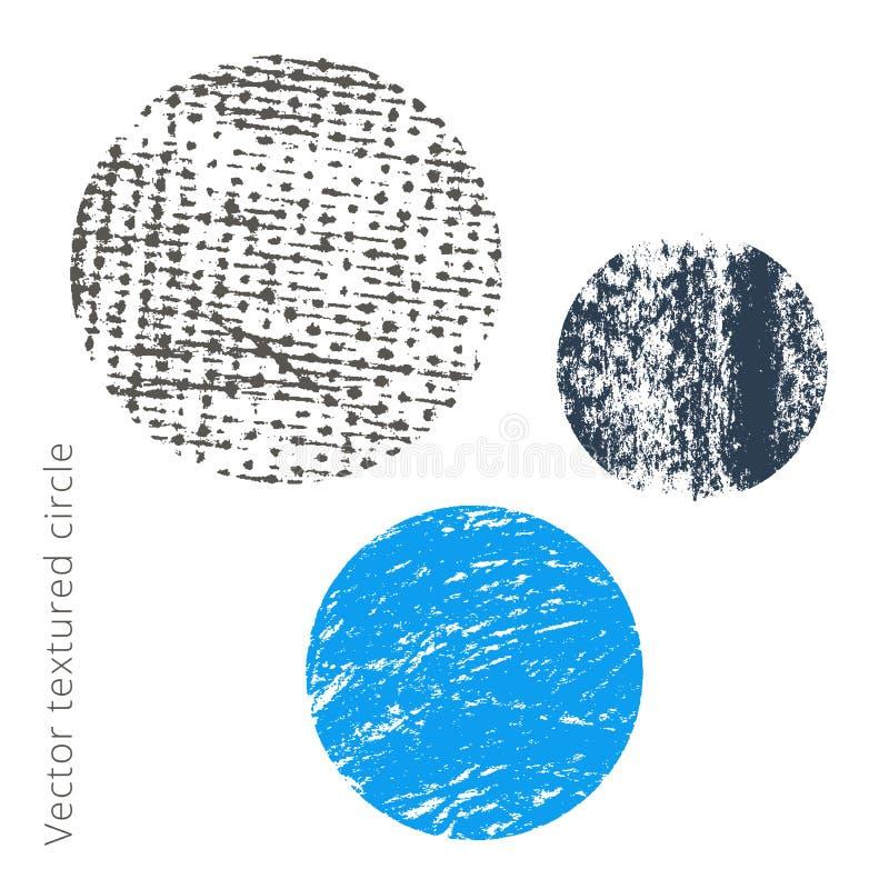 Textura sucia fuerte abstracta del fondo y del vector stock de ilustración