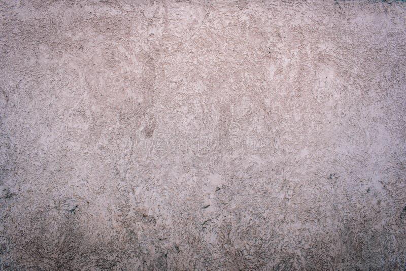 Textura suja branca do fundo ou do muro de cimento do cimento Papel de parede para o projeto imagem de stock