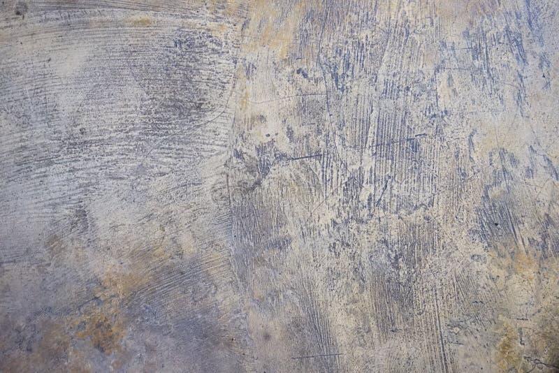 Textura suja da parede de Brown Fundo fotos de stock royalty free