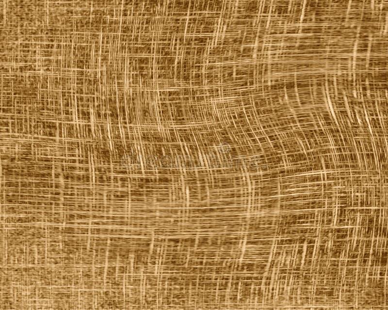 Textura tecida velha ilustração do vetor
