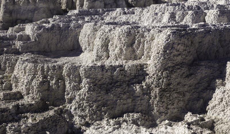 Textura termal de la roca fotografía de archivo