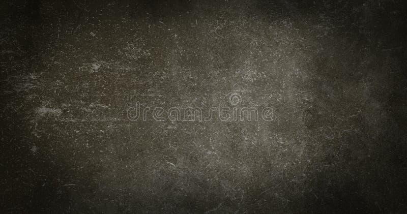 Textura textured gasto abstrata marrom verde preta do fundo do papel velho Riscos vazios do efeito da bandeira do projeto do fund imagens de stock royalty free