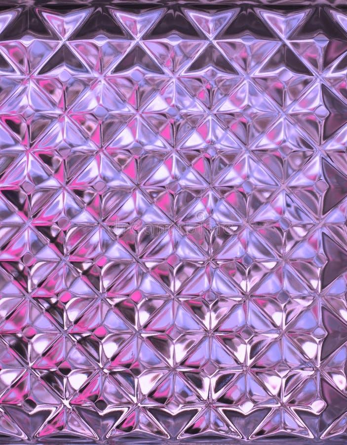 Textura transparente da parede de vidro foto de stock royalty free