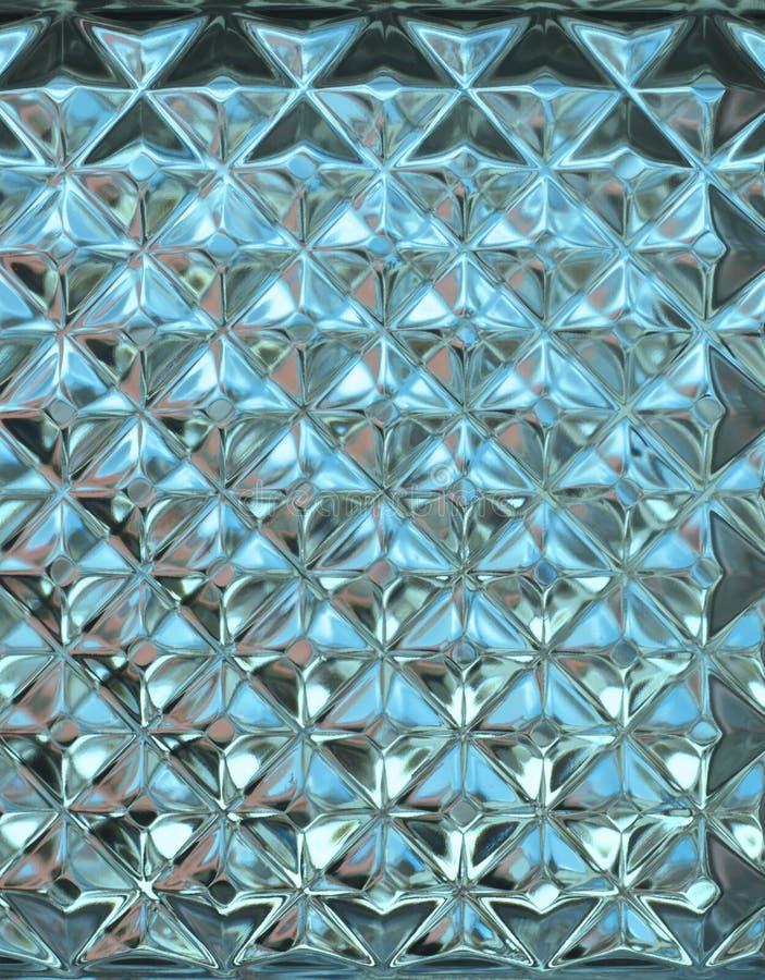 Textura transparente de la pared de cristal imágenes de archivo libres de regalías
