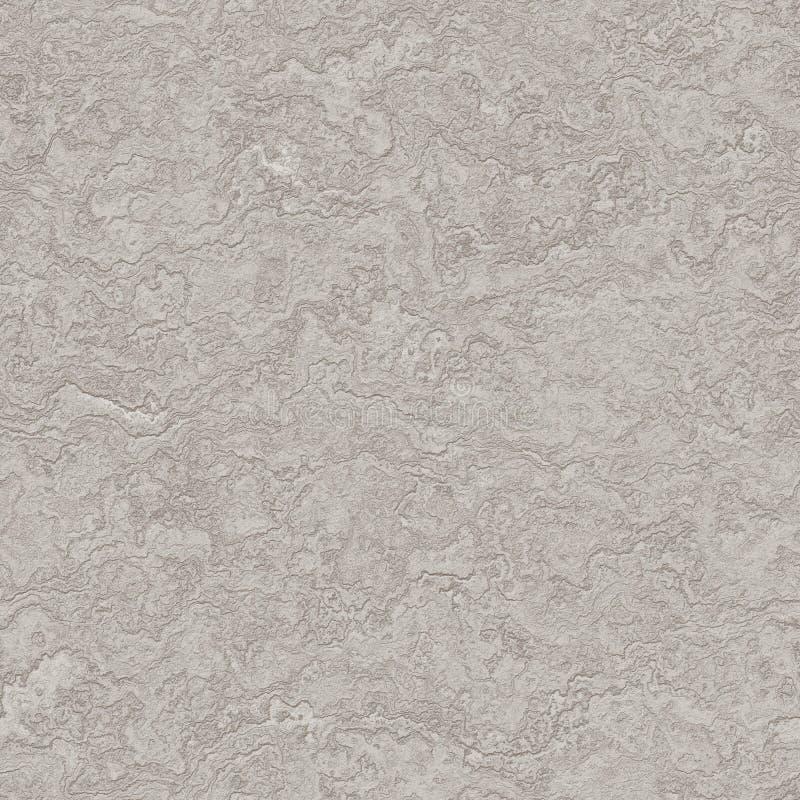 Textura uniforme de areia fóssil branca ilustração do vetor