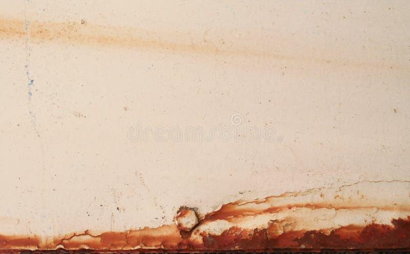 Textura urbana da oxidação imagens de stock royalty free