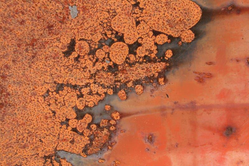 Textura urbana da oxidação foto de stock royalty free