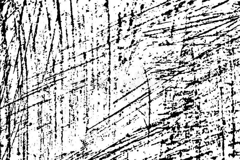 Textura urbana do Grunge da parede riscada ilustração do vetor