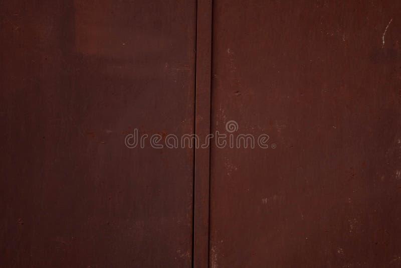 Textura velha da oxida??o do ferro do metal imagens de stock