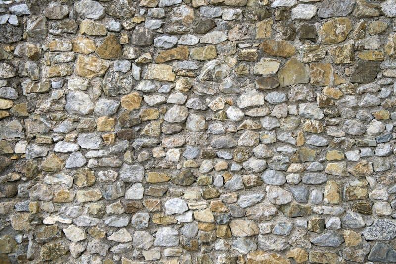 Textura velha da parede de pedra foto de stock royalty free