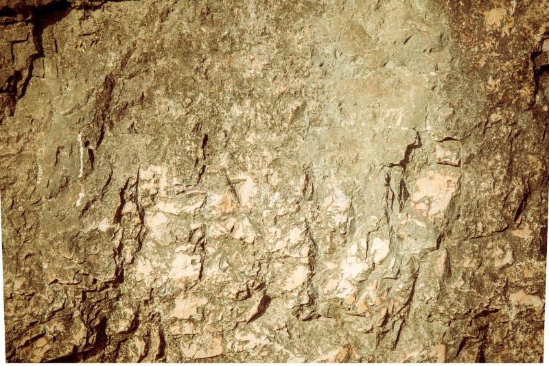 Textura velha do fundo da parede de pedra foto de stock royalty free