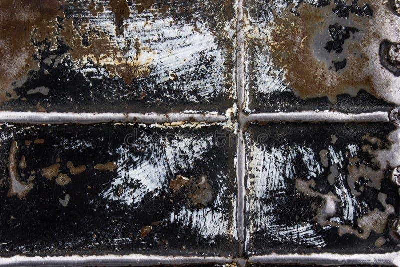 Textura velha do metal imagem de stock royalty free