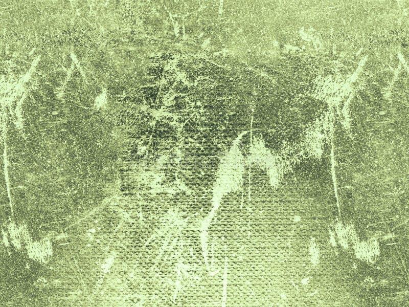 Textura verde abstracta del documento de información foto de archivo libre de regalías