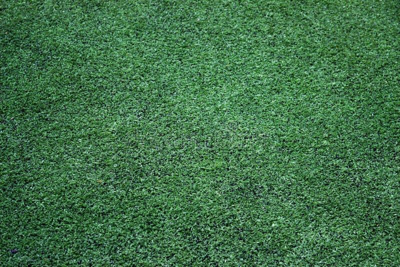 Textura verde da grama do futebol fotografia de stock