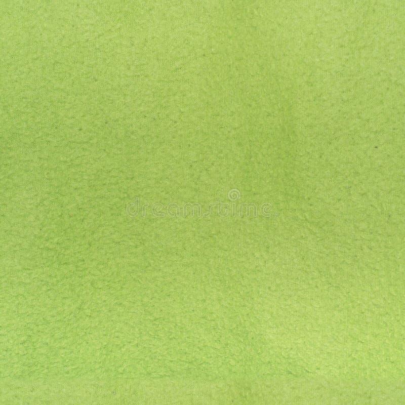 Textura verde da tela imagens de stock