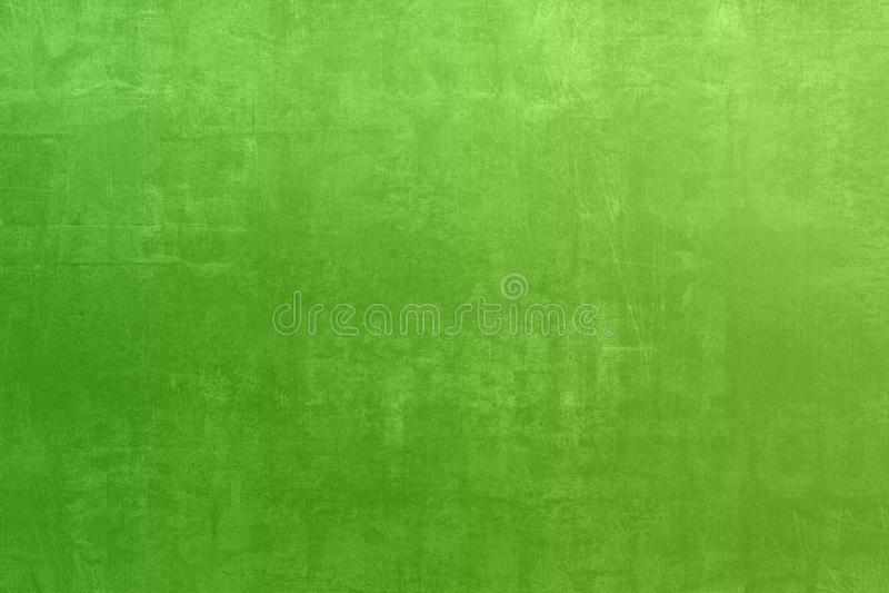 Textura verde de la mancha del grunge con el vintage del color de la pendiente stock de ilustración