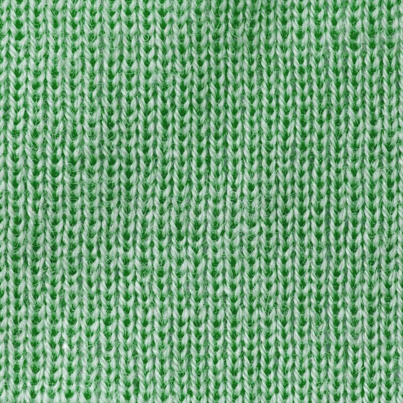 Textura verde de la tela fotos de archivo libres de regalías