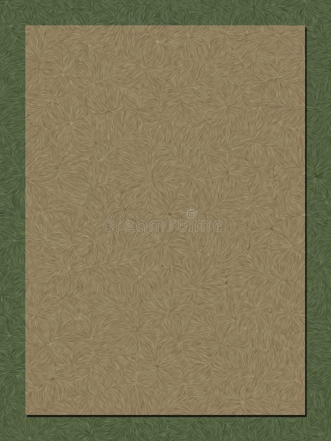 Textura verde-oliva do redemoinho imagens de stock