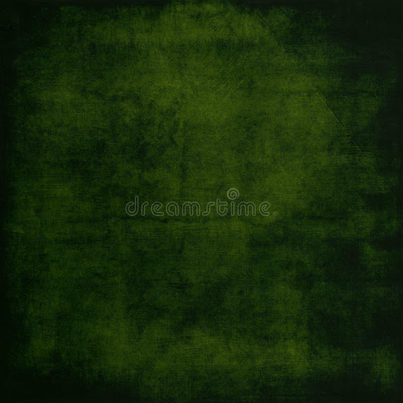 Textura verde púrpura del fondo del grunge ilustración del vector
